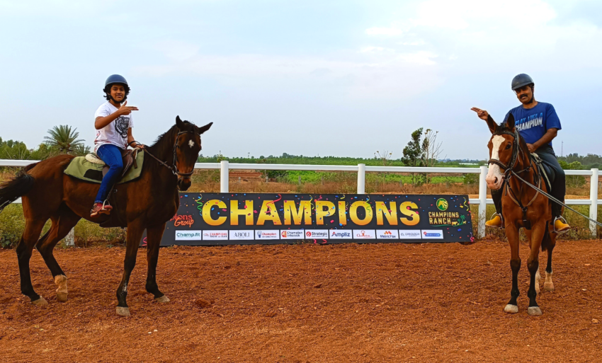 visit champions ranch